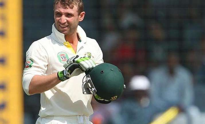ball that hit phillip hughes has been destroyed by cricket
