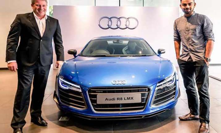 virat kohli buys fastest audi ever built