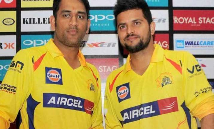 dhoni consistent leadership is key to csk s success suresh