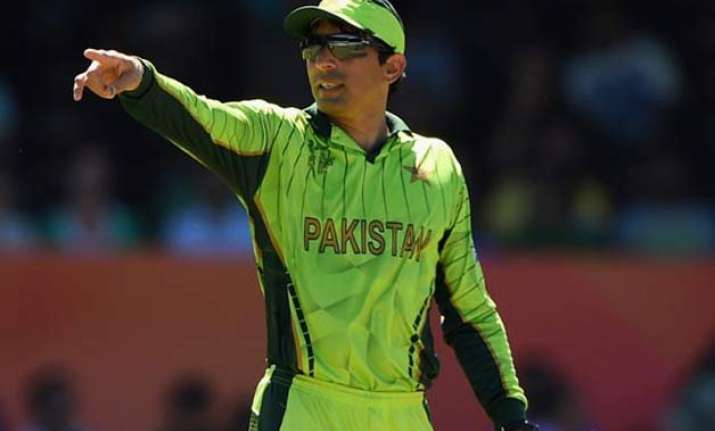 decision to retire after world cup will not change misbah