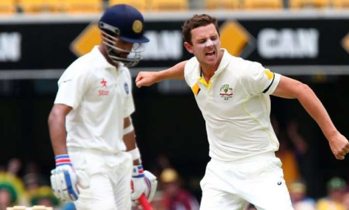 australian pacers were ready to bowl last four overs if