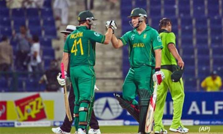 disciplined south africa beat pakistan in twenty20