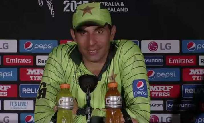 world cup 2015 tough schedule for pakistan will not hamper