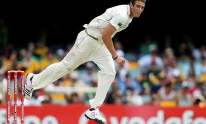 fast bowler southee in doubt for 2nd test