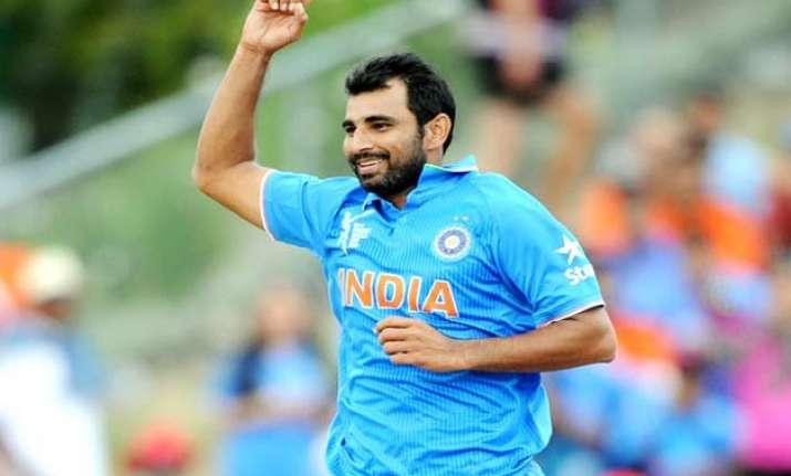 mohammed shami it s a fairytale world cup for indian