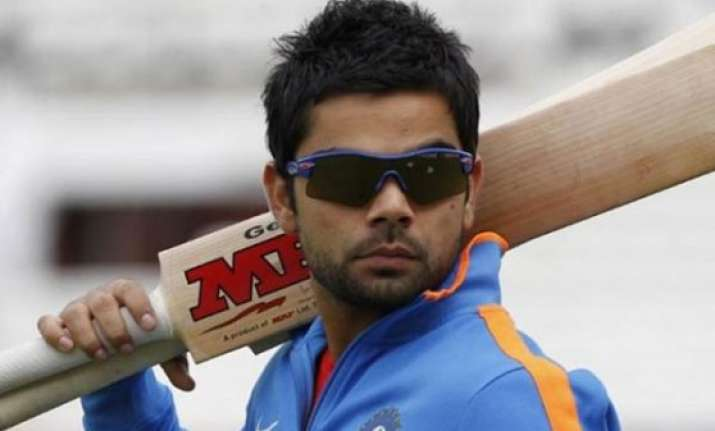 chance for virat kohli to reclaim number 1 spot in icc odi