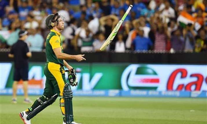 world cup 2015 run outs are absolutely unacceptable says ab