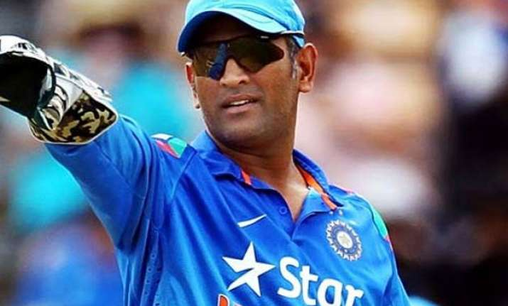 dhoni s fitness a concern as india take on bangladesh