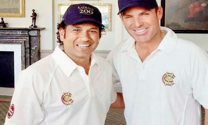 sachin warne look to sign former stars for t20 league report