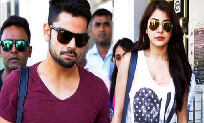 when michael slater addressed anushka sharma as virat s wife