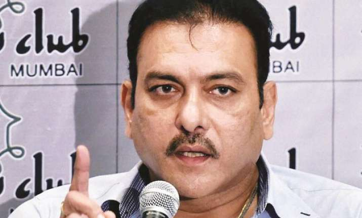 i am disappointed but we will do better in odis ravi shastri