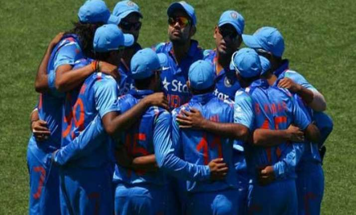 indian squad for tri series and world cup to be announced