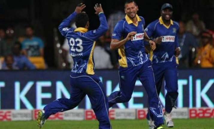 clt20 tridents register consolation win against knights
