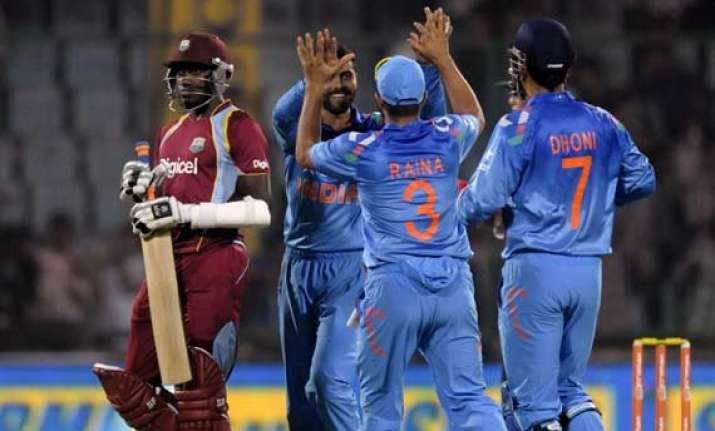 ind vs wi third odi called off due to cyclone hudhud