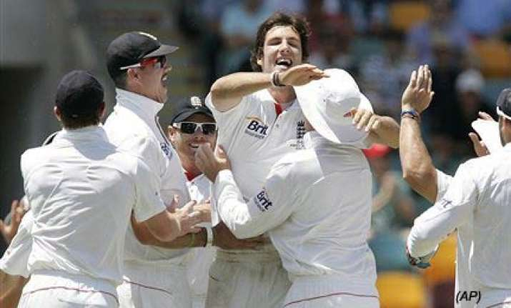 steven finn not intimidated by ashes