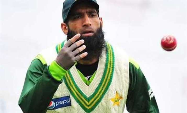 pakistan should not take younis misbah to world cup yousuf