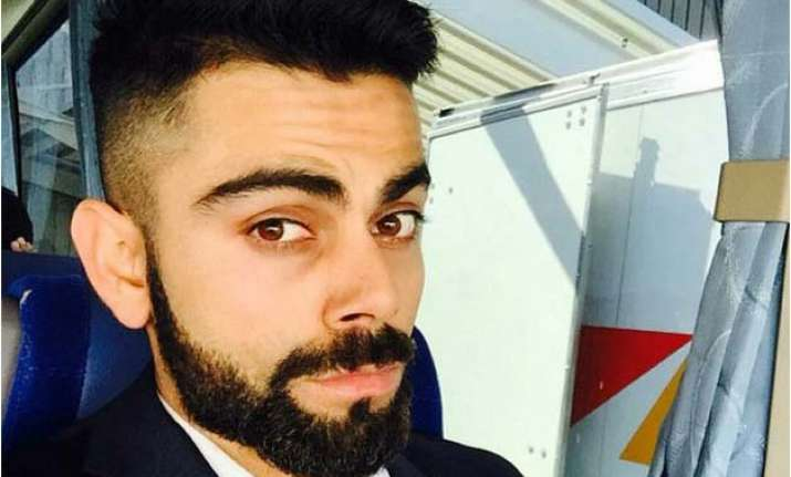 great place to start 2016 tweets virat kohli after team