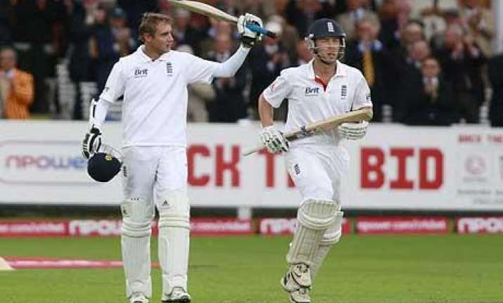 trott broad make epic recovery for england