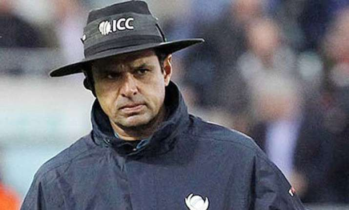 world cup 2015 gould dar appointed umpires for india