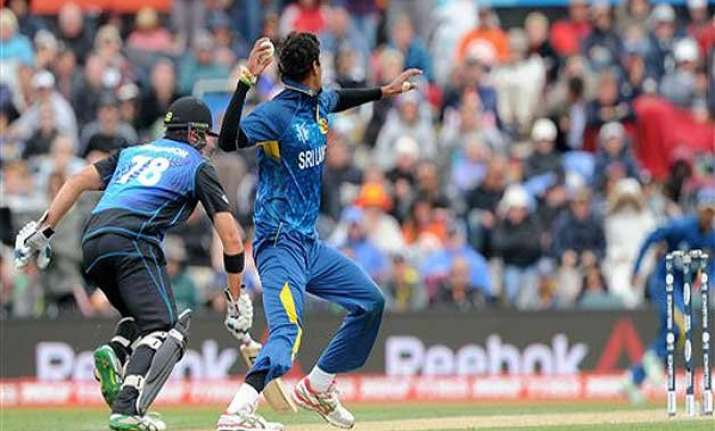 world cup 2015 sri lanka pacer lakmal fined for dangerous