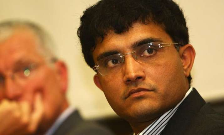 no cricket series amid terror strikes sourav ganguly backs