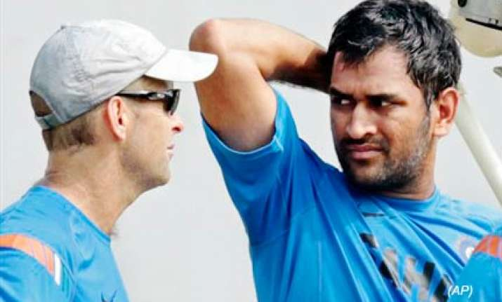 chance for dhoni india to regain lost rankings