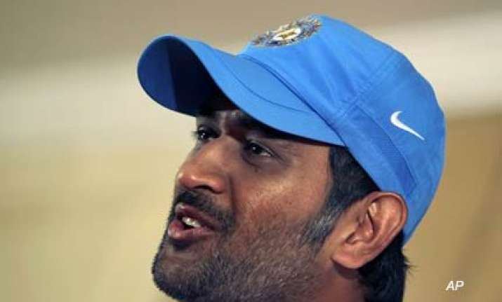 players have not spoken to bcci about skipping nz odis dhoni