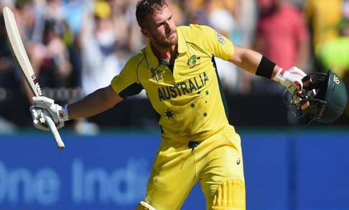 australia s world cup strength is no fear of failure finch