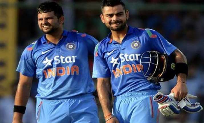 world cup 2015 high time virat raina find touch