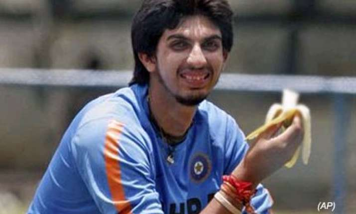 ishant to miss tuesday s match against kiwis