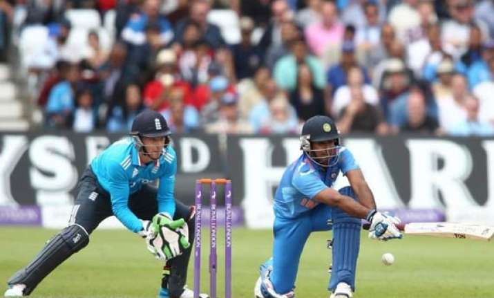 ind vs eng live reporting india beat england by 6 wickets