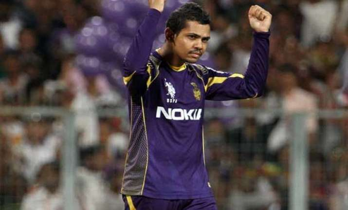 clt20 kkr team management rally behind beleaguered narine