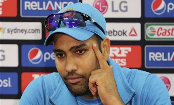 you can t score double hundreds every day rohit