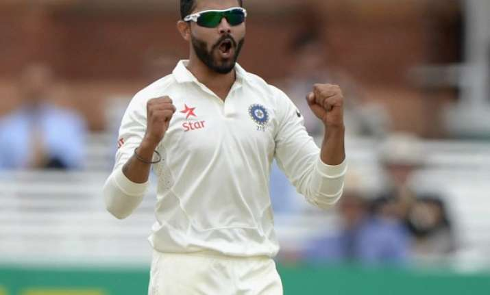 all round ravindra jadeja gives saurashtra a bonus point in