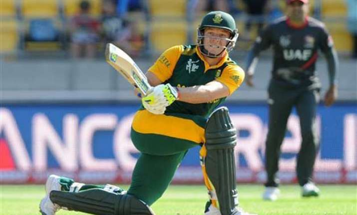 miller low key ahead of south africa s world cup semifinal