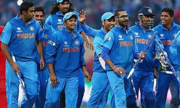 plenty of action for cricket fans team india s calendar for