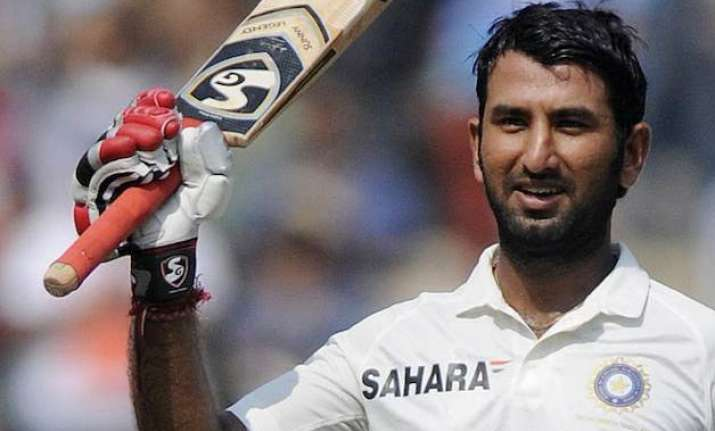 all eyes on pujara as board president s xi take on south