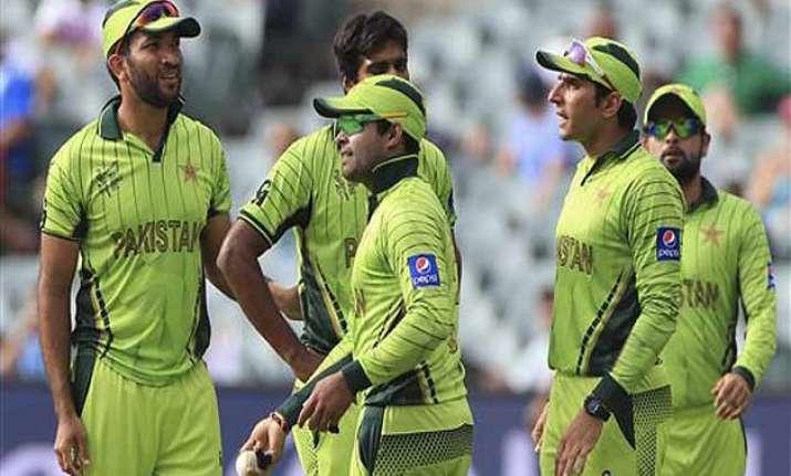 world cup 2015 pakistan beats ireland advances to