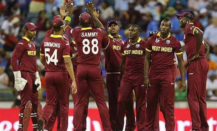 world cup 2015 west indies fate depends on other team s