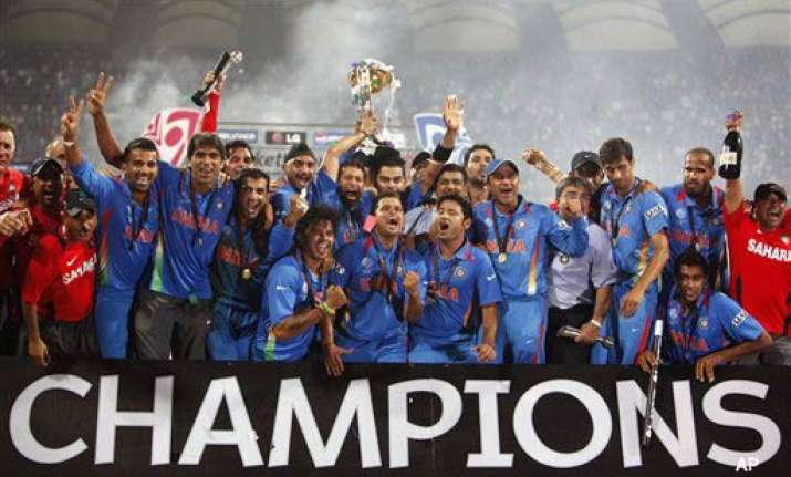 india breaks jinx of world cup win by host nation