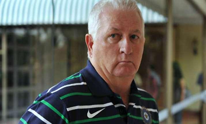 india coach fletcher faces dilemma wessels