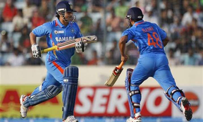india face tough task against arch rivals pakistan
