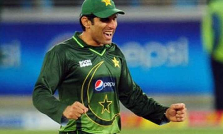 india game is not a revenge match for us says misbah