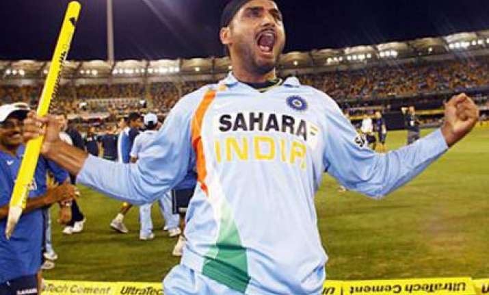 india have plenty of match winners harbhajan singh