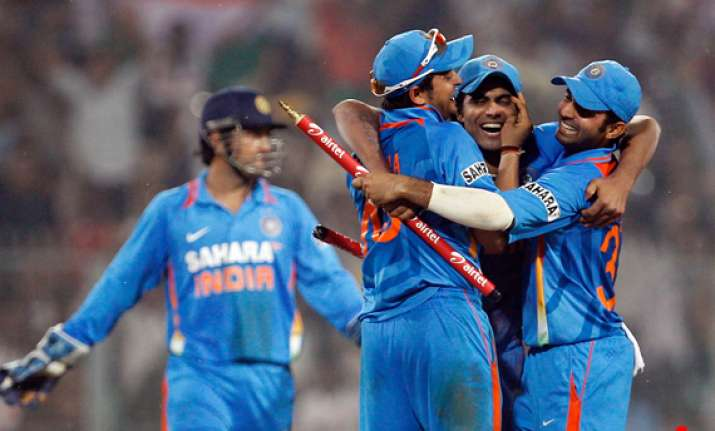 india jump to 3rd in odi rankings after 5 0 whitewash of