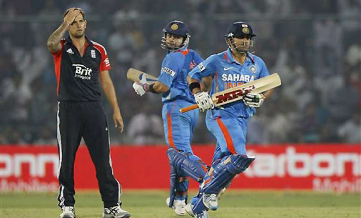 india leapfrogs england into fourth position in icc odi
