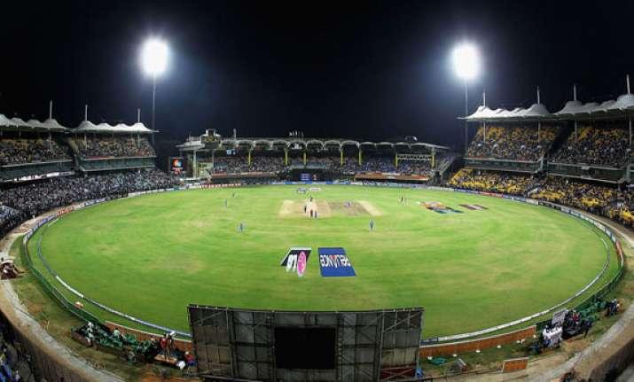 india pak odi mac stadium allowed to use additional stands