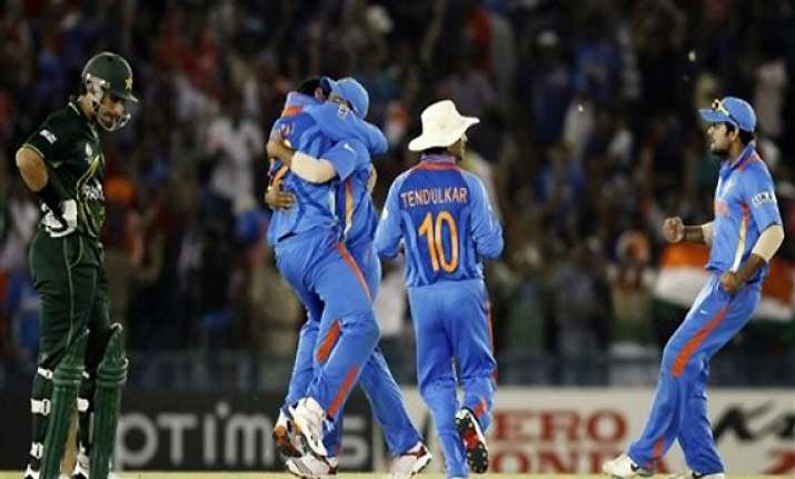 india pak to clash for first time since mohali encounter