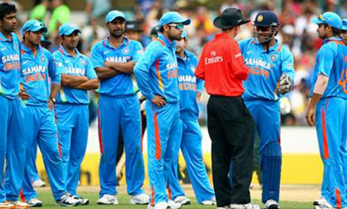 india placed third in odi championship table