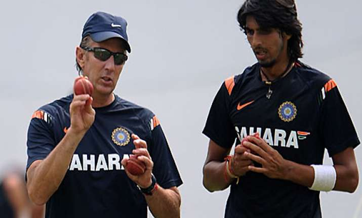 india should invest in ishant sharma says eric simons